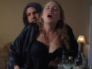 Estella Warren In Blue Seduction Free